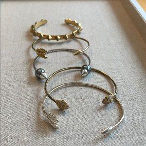 Stella & Dot cuffs